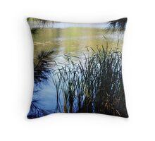 Shoalhaven River. Throw Pillow