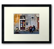 Sona Margherita Framed Print