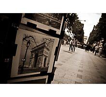 bygone era Photographic Print