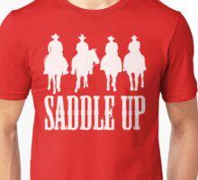 Saddle Up Cowboys (Dark) Unisex T-Shirt