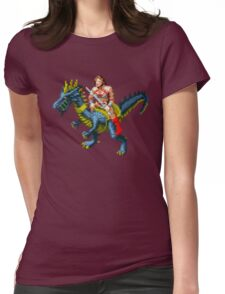 Golden Axe Tyris Flare Womens Fitted T-Shirt
