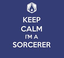 Keep Calm I'm a Sorcerer Unisex T-Shirt