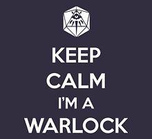 Keep Calm I'm a Warlock Unisex T-Shirt
