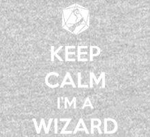 Keep Calm I'm a Wizard One Piece - Long Sleeve