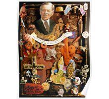 Joseph Campbell : My hero series Poster