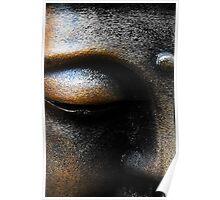 BRONZE BUDDHA Poster