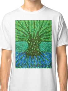 Green Tree Classic T-Shirt