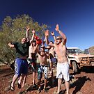 oh what a feeling,pilbara style by dmaxwell