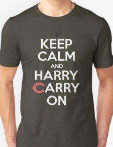 Keep Calm Harry Carry On Cubs T-Shirt