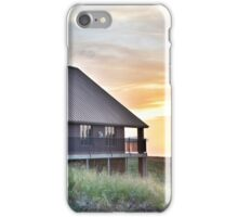 Hillside Sunset NEBRASKA iPhone Case/Skin