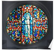 Stained Glass ... Poster