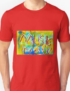 Music Now! T-Shirt