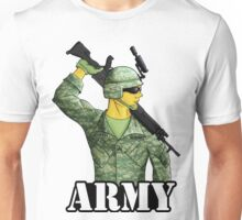 Army Design Unisex T-Shirt