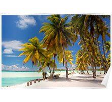 Bora Bora, French Polynesia Poster