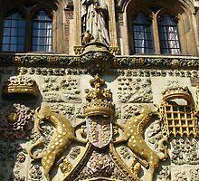 St John's College Gatehouse by wiggyofipswich