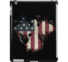 American Eagle - Black iPad Case/Skin