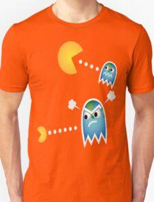 Pac Man Got Greedy Unisex T-Shirt