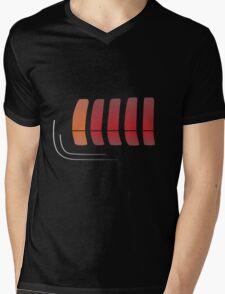 Ra25 Celica Rear Light Mens V-Neck T-Shirt