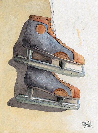 Skates by Ken Powers