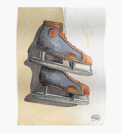 Skates Poster