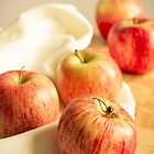 Apples by Minna  Waring
