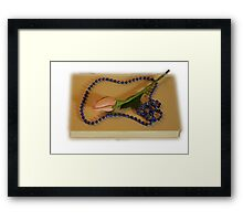 Gifts of love. Framed Print