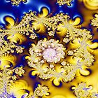 Colored Spirals by Junior Mclean