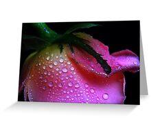Pearl Rose. Greeting Card