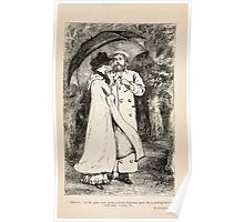 Heartsease or The Brother's Wife by Charlotte Mary Yonge art Kate Greenaway 1882 0012 Woosh Gust Frontpiece Poster