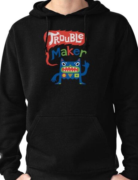 Trouble Maker - dark T-Shirt