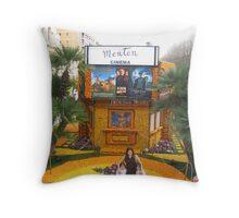 Fabulous Lemon Festival Throw Pillow