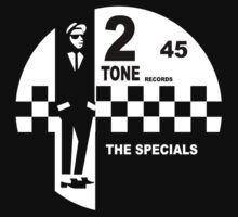 2 Tone Records - The Specials Label Kids Clothes