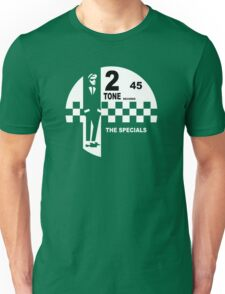 2 Tone Records - The Specials Label Unisex T-Shirt