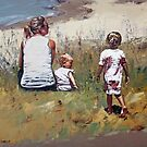 Beachside IV by Claire McCall