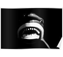 Toy Shark Poster