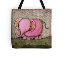 Elephant Joe card Tote Bag