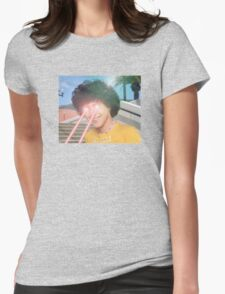 Zordon 101 Womens Fitted T-Shirt