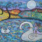 My Swan Dreams by Juli Cady Ryan