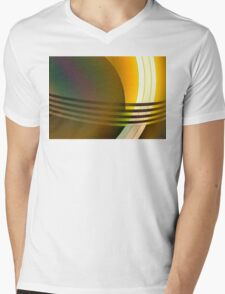 Before the Eclipse Mens V-Neck T-Shirt