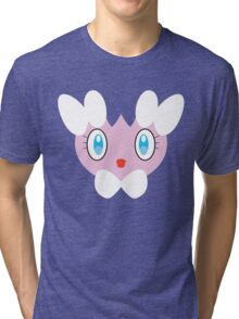 Pokemon - Gothita / Gothimu Tri-blend T-Shirt