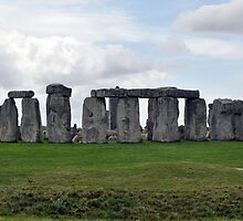 Stonehenge by James J. Ravenel, III