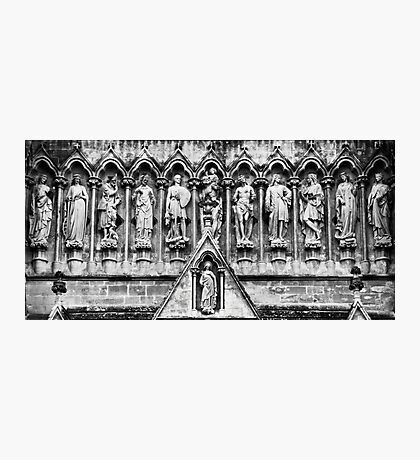 Holy Row in Salisbury Photographic Print