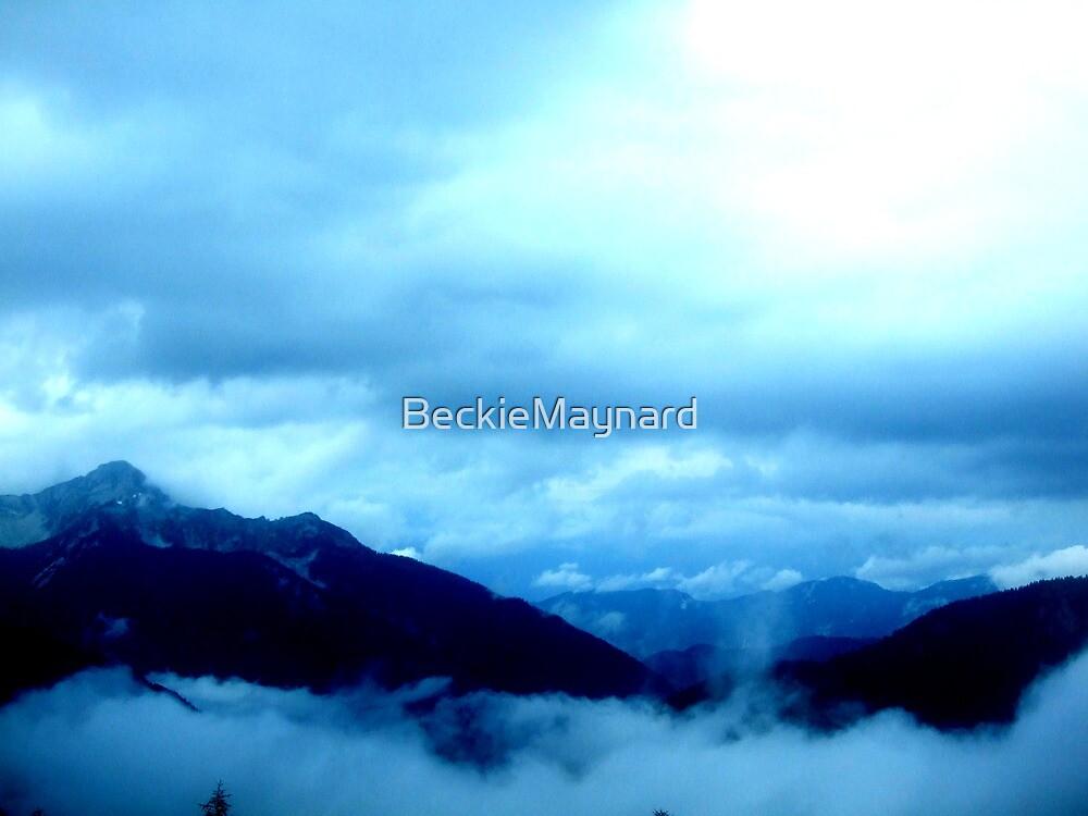 austrian mountains by BeckieMaynard