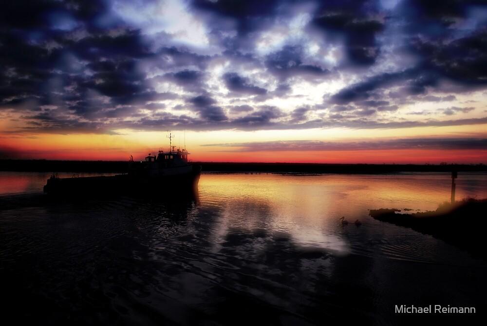 Sunrise Dreams by Michael Reimann