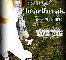Heartbreak by CarlyyAnne