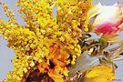 Spring Sky Bouquet by RC deWinter