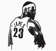 King James (Color Modifiable)  Kids Tee