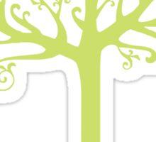 Tree and Birds Sticker