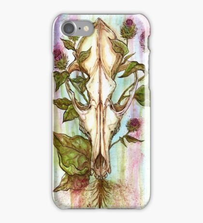 an average fury iPhone Case/Skin