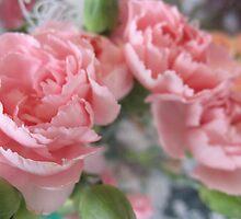 Pink Regalia by MarianBendeth